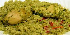 Cómo hacer el arroz con pollo peruano - La mejor receta | CocineroPeru