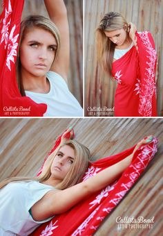 Senior portrait ideas with accessories. Beautiful!   Callista Bond Art & Photography