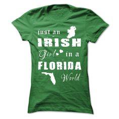(Tshirt Coupons) IRISH-FLORIDA at Tshirt Family Hoodies, Funny Tee Shirts