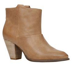 leather boots Aldo #ALDO #AnkleBoots