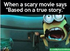 awww....thats  meee but i love those scary ones