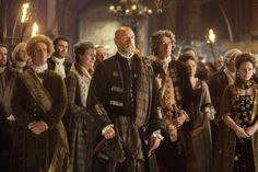 "Outlander ""The Gathering"" S1EP4"