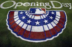 Major League Baseball Opening Day 2013