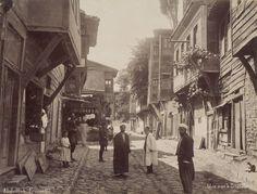 Sokak Abdullah Fréres / 1880s