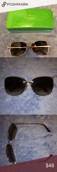 Kate Spade sunglasses Kate Spade Adra sunglasses with case. In excellent conditi... Sunglasses Accessories, Women Accessories, Kate Spade Sunglasses, Just Don, Handbags, Totes, Purse, Hand Bags, Women's Handbags