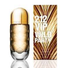 Carolina Herrera 212 VIP Wild Party For Her EDT 80ml Spray