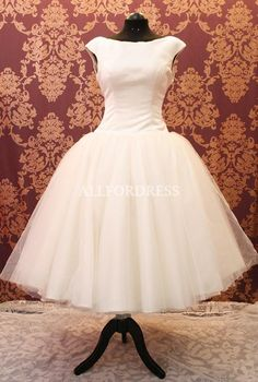 from All For Dress... beautiful!, inspired in Audrey Hepburn´s wedding dress