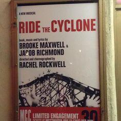 #ridethecyclone