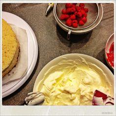 Relleno tarta