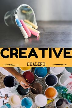 Most health blogs will discuss diet, various foods, exercises, supplements and various modalities. These are all essential components to one's overall health pursuit. One topic rarely addressed is creativity. How can one express themselves in the wo