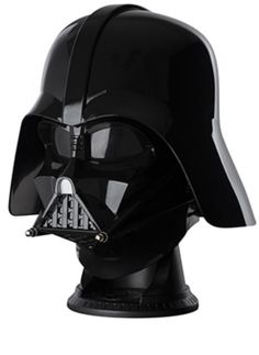 Calling all Star Wars fans! Listen to music in style with this giant sized Darth Vader Helmet Bluetooth Wireless Speaker. Vader Star Wars, Darth Vader, Wireless Speakers, Bluetooth, Vader Helmet, Cherubs, Audio System, Listening To Music, All Star