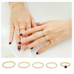 Tips for Buying Diamond Rings and Other Fine Diamond Jewelry Square Diamond Rings, Diamond Stacking Rings, Pink Diamond Jewelry, Nail Envy, Cheap Jewelry, Fine Jewelry, Jewelry Making, Diamond Are A Girls Best Friend, Red Nails