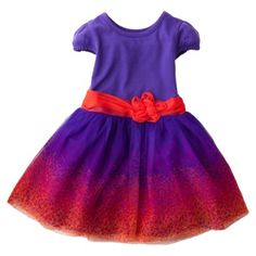 C's 2nd Birthday party dress! <3   Infant Toddler Girls' Tulle Dress - Purple