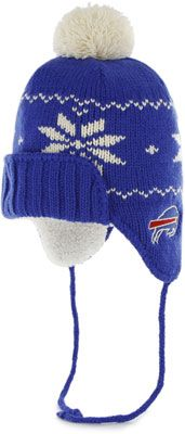 Gift this women s Bills knit hat for the snowy Buffalo winter. 5ef6393d2e6a
