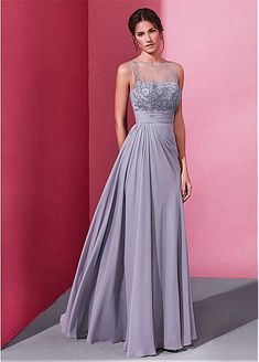 magbridal.com provides top quality Enchanting Chiffon Jewel Neckline A-line Prom Dress With Beaded Embroidery. Buy discount Enchanting Chiffon Jewel Neckline A-line Prom Dress With Beaded Embroidery with paypal directly from reliable online marketplace.