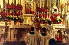 (Midnight Mass from Holy Trinity German Catholic Church, Boston)