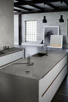 Der Industrial Look War Eine Inspirationsquelle Bei Der Gestaltung Der  Neuen Kollektion Von Silestone: Die