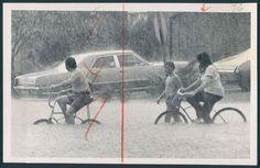 baltimore 1970's | Flooding Aug. 1, 1971
