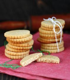Sweet Freedom: Paleo Sugar Cookies
