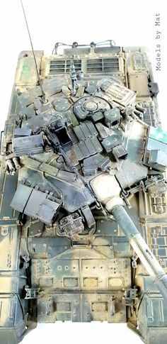 Model Tanks, Syria, Plastic Models
