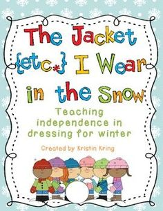 48 Best Books The Jacket I Wear In The Snow Images Preschool