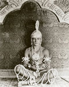 OHthentic - omegaoutlet:   Rudolph Valentino for THE YOUNG...
