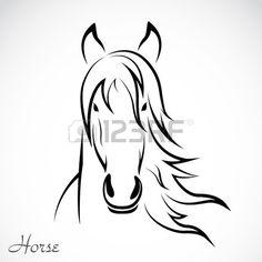 image d'un cheval