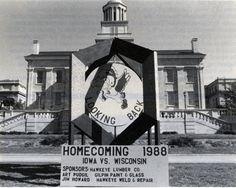 1988 corn monument, from 1988-89 Iowa engineer, p.1