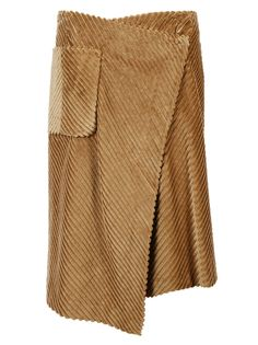 Shop Maison Margiela Corduroy Wrap Skirt and save up to EXPRESS international shipping! Margiela, Corduroy, Skirts, Clothes, Shopping, Women, Ideas, Fashion, Vestidos