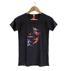 The Assemblé Tee - Cloud & Victory Online Ballet Clothing and Dancewear