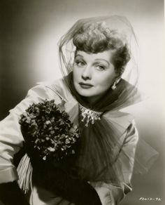 Lucille Ball- I wanna be able to use light like this- just classically breathtaking!