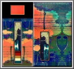 Collector of the Invisible #3. See all three versions. #digitalartwork