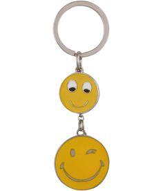 Key Chains, Smiley, Eye, Personalized Items, Key Rings, Emoticon, Key Pendant, Keychains