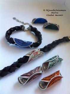 DIY chambre à air: Comment-faire un bracelet interchangeable