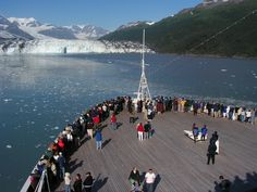 Cruise Vancouver, Canada - Seaward, Alaska with Holland America Line - August 2005, photo Joke Roovers