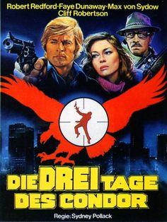 Poster zum Film: drei Tage des Condor, Die