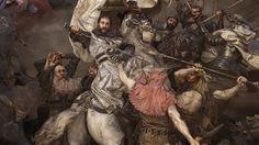 Battle of Grunwald by Platige Image , via Behance