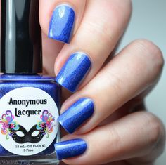 Anonymous Lacquer Samba Like Van Gogh