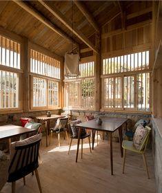 Gallery of Shangping Village Regeneration - Tai Fu Tai Mansion Area / 3andwich Design / He Wei Studio - 3