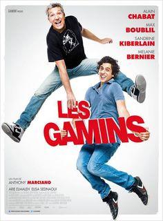 Nouvelle publication: Séance de rattrapage, critique du film LES GAMINS