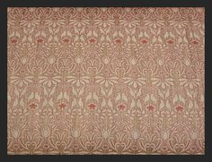 Craftsman Style Fabric | High quality Arts and Crafts replica fabric.
