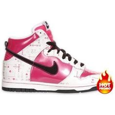 Womens Nike Dunk High Valentines Day 2009 Nikes Girl 2933502464