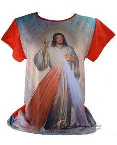 camiseta de jesus feminina - Pesquisa Google