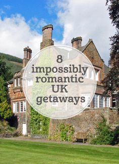 i-escape blog / 8 romantic UK getaways / Windlestraw, Scotland
