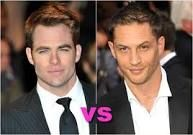 Please that's not even a competition , tom hardy wins that hands down. Tom Hardy wins this shit everyday!