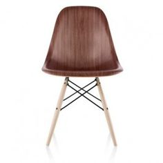 Herman Miller Eames® Molded Wood Chair - Shell Side Chair