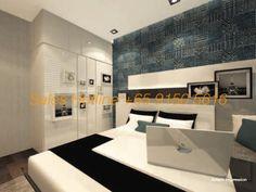 183 LongHaus Bedroom 2 #LongHaus #Singapore #realestate #Property http://www.showflatlocation.com/183-longhaus/