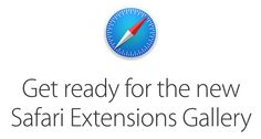 OS X El Capitan to Bring New Safari Extensions Gallery as Part of Unified $99 Developer Program - https://www.aivanet.com/2015/06/os-x-el-capitan-to-bring-new-safari-extensions-gallery-as-part-of-unified-99-developer-program/