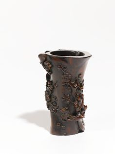 A CHENXIANGMU 'BIRD AND PRUNUS' CUP<br>17TH CENTURY | Lot | Sotheby's