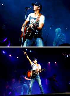 Luke Bryan <3  I saw him at the stock show and Rodeo in SA and I must admit he is ten times more gorgeous in person, if only i would of actually met him!